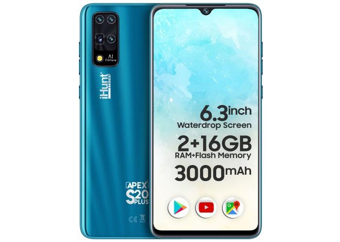 iHunt S20 Plus Apex 2021 Blue