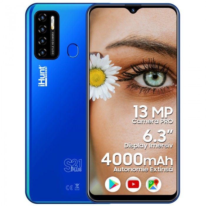 iHunt S21 Plus 2021 Blue