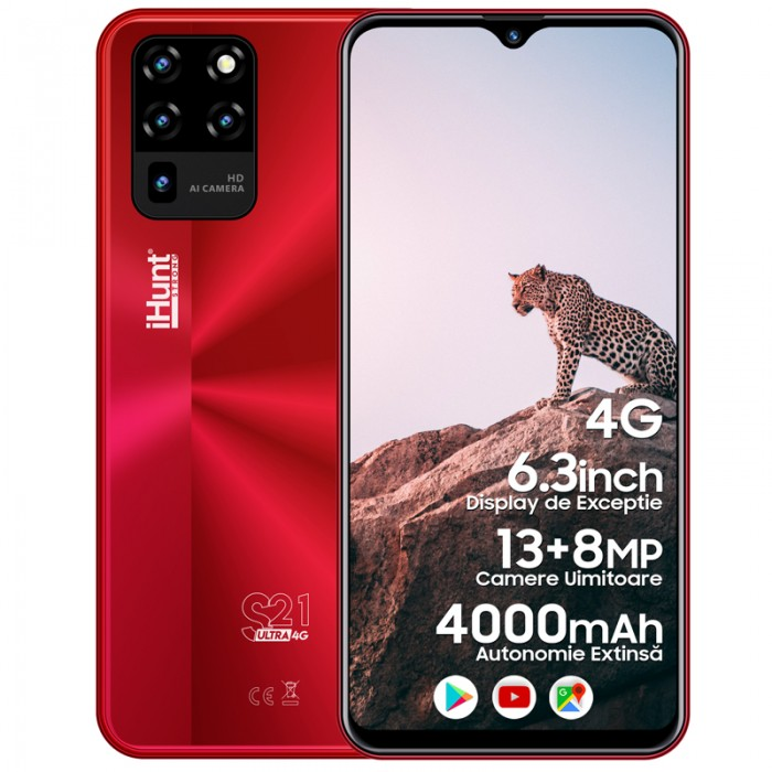 iHunt S21 Ultra 4G 2021 Red