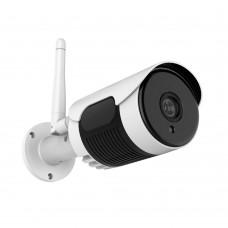 Camera de supraveghere iHunt Smart Outdoor Camera C310 WIFI Alb