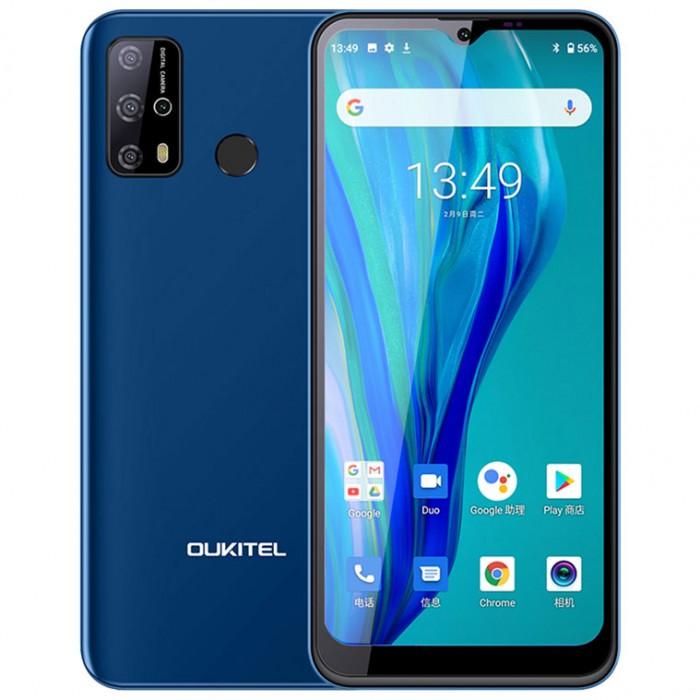 Oukitel C23 PRO Blue