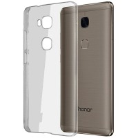 Husa silicon Huawei Honor 5X, Gray