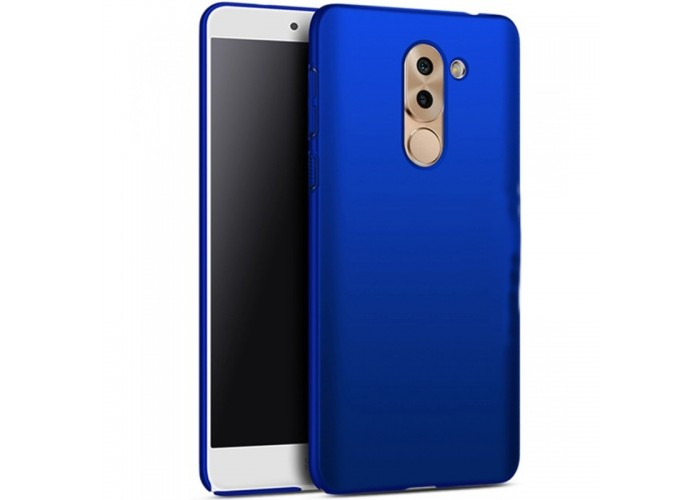 Husa silicon slim Huawei Honor 7, Blue