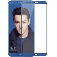 Folie sticla Huawei Honor 7X, Skin Blue