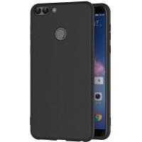 Husa silicon slim Huawei P Smart, Black