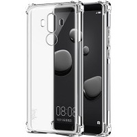Husa silicon Huawei Mate 10, Transparent
