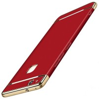 Husa plastic Luxury Huawei P10 Lite, Red
