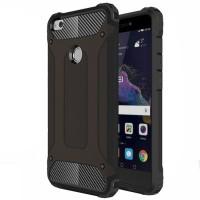Husa ARMOR Huawei P10 Lite, Black