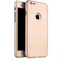 Husa 360 iPhone 7, Gold