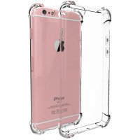 Husa silicon iPhone 6 / 6S, Transparent