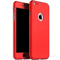 Husa 360 iPhone 6 / 6S, Red