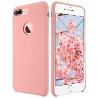 Husa slim Candy Luxury iPhone 7 Plus / iPhone 8 Plus, Pink