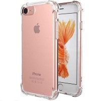 Husa silicon iPhone 7 Plus / 8 Plus, Transparent