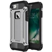 Husa ARMOR iPhone 7 Plus / iPhone 8 Plus, Silver