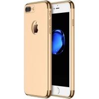 Husa plastic Luxury Ultra-Thin iPhone 7 Plus, Gold
