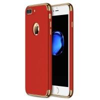 Husa plastic Luxury Ultra-Thin iPhone 7 Plus, Red