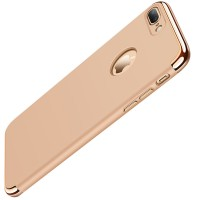 Husa plastic Luxury Ultra-Thin iPhone 8 Plus, Gold