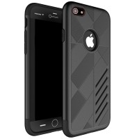 Husa CASEOLOGY iPhone 6 Plus / 6S Plus, Negru