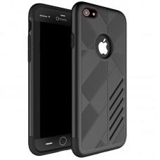 Husa iPhone 7 Plus / iPhone 8 Plus, Negru