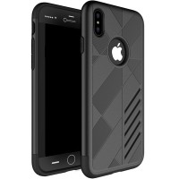 Husa iPhone X / XS, Negru