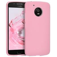 Husa slim Candy Luxury Motorola Moto G5 Plus, Pink