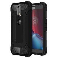 Husa ARMOR Motorola Moto G4 Play, Black