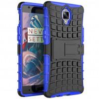 Husa ARMOR OnePlus 3, Blue