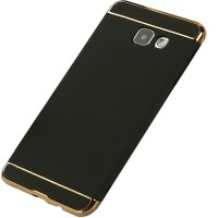 Husa plastic Luxury Ultra-Thin Samsung Galaxy A3 (2016), Black
