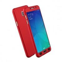 Husa 360 Samsung Galaxy A3 2017, Red