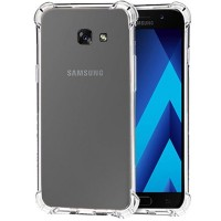 Husa silicon Samsung Galaxy A5 (2017), Transparent