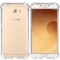 Husa silicon Samsung Galaxy A7 (2017), Transparent