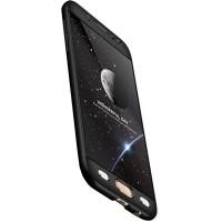 Husa 360 4ST Samsung Galaxy J7 (2017), Black