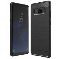 Husa Carbon Samsung Galaxy Note 8, Negru