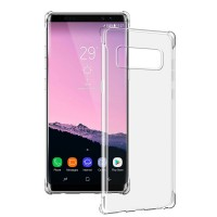 Husa silicon Samsung Galaxy Note 8, Transparent