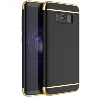 Husa plastic Luxury Ultra-Thin Samsung Galaxy S8, Black