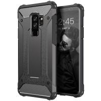 Husa ARMOR Samsung Galaxy S9, Black