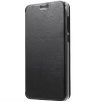 Husa de protectie flip Blackview S8, Negru