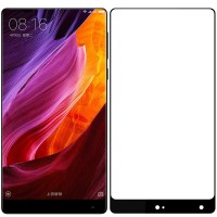 Folie sticla Xiaomi Mi Mix, Skin Black