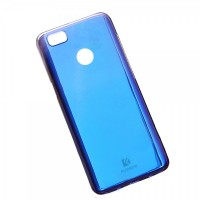 Husa plastic FLOVEME Xiaomi Redmi 4 Pro, Blue