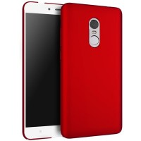 Husa silicon slim Xiaomi Redmi 5, Red