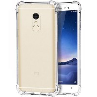 Husa silicon Xiaomi Redmi Note 3/ Redmi Note 3 Pro, Transparent