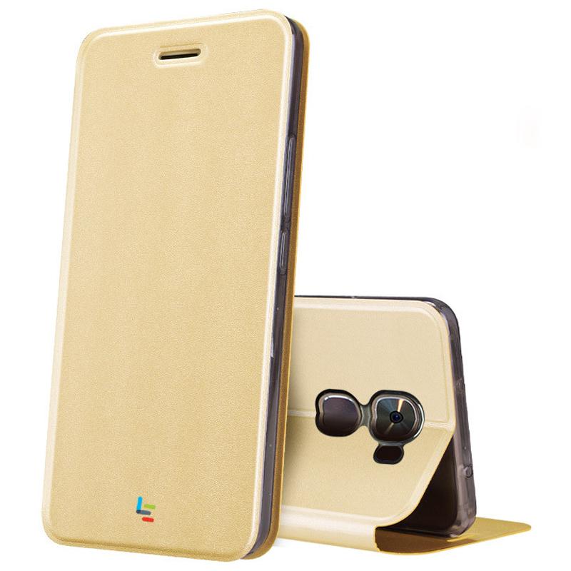 Husa Leather Leeco Le S3 / Le 2 Pro, Gold