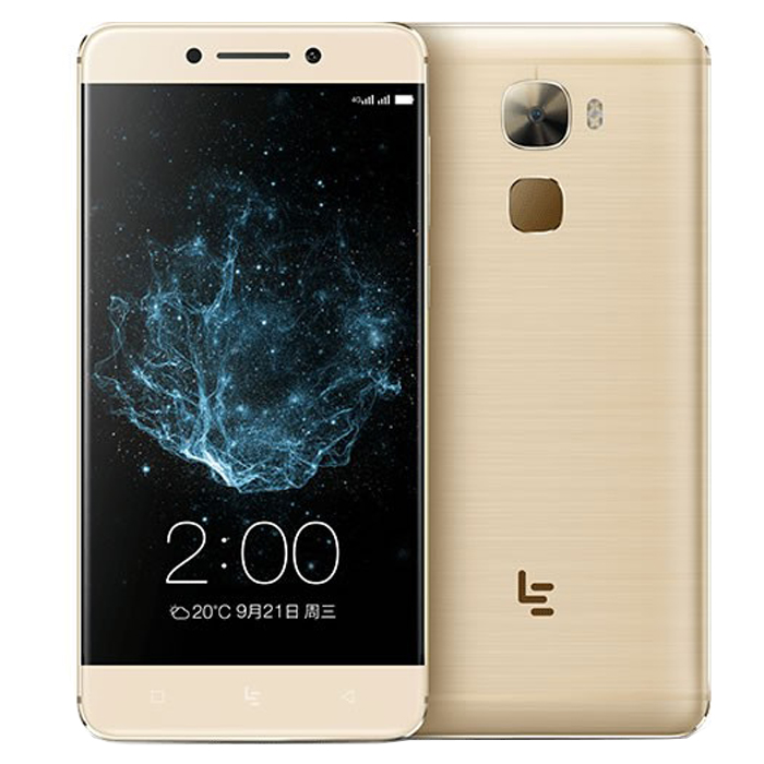 LeEco Le S3 4GB Gold