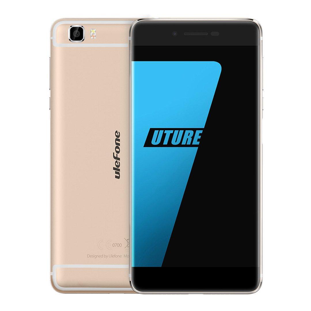 Ulefone Future Gold