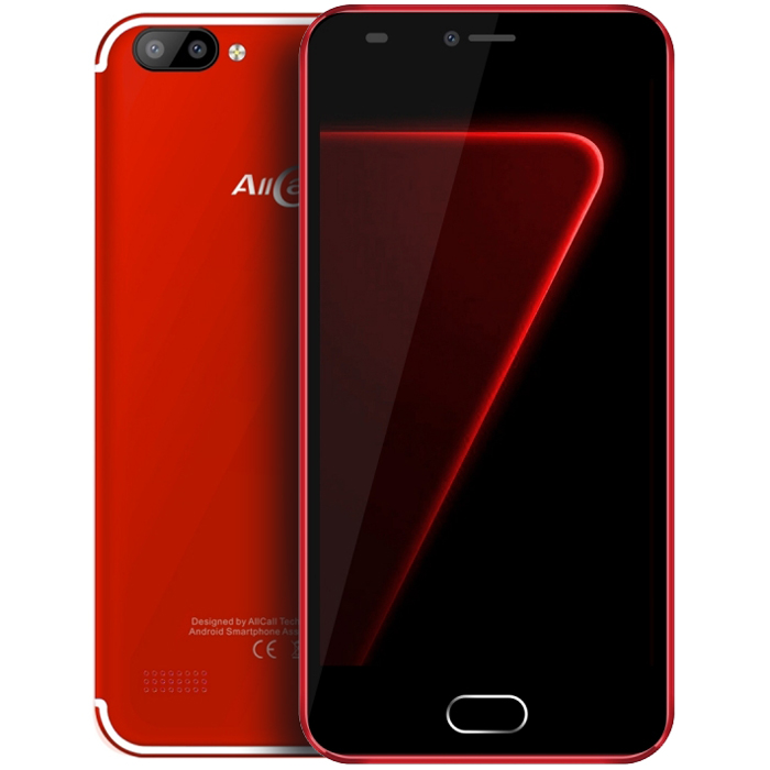 Allcall Alpha Red