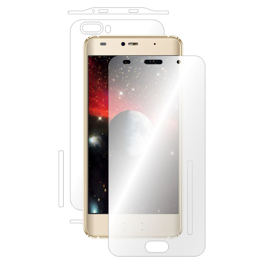 Folie Protectie Smart Protection Allcall Rio Fullbody(fata,spate Si Laterale)