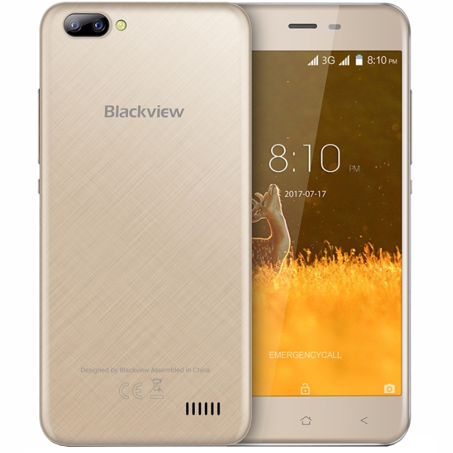 Blackview A7 Gold