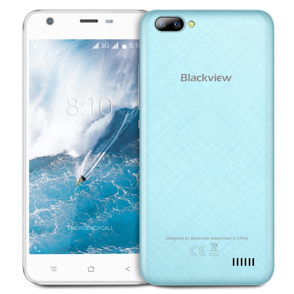 Blackview A7 Blue
