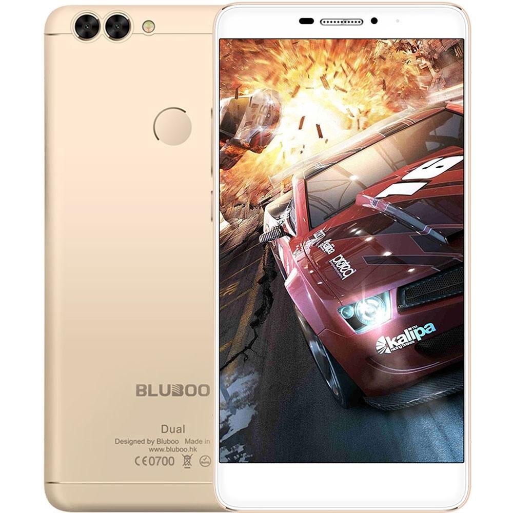 Resigilat Bluboo Dual Gold