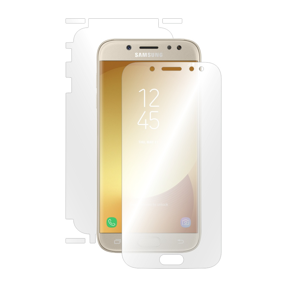 Folie Protectie Smart Protection Samsung Galaxy J5 2017 Fullbody(fata,spate Si Laterale)